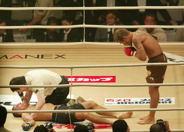 Genki Sudo Bowing