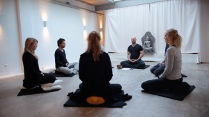Internal Day - zazen